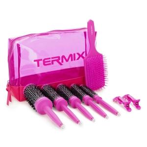 Termix Brushing Csomag 3 lépésben tökéletes hajért – 3 színben